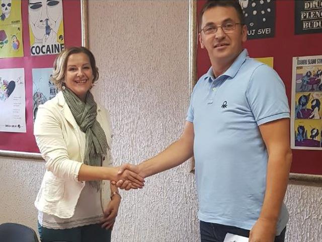 Formalizovana saradnja Preporoda i Kancelarije za prevenciju narkomanije Nikšić