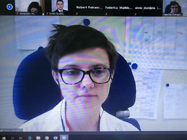 Održan online sastanak o uticaju COVID19 na upotrebu droga