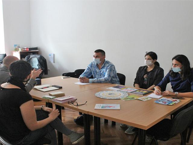 Preporod održao sastanak sa predstavnicima Udruženja za prevenciju zavisnosti NARKO-NE